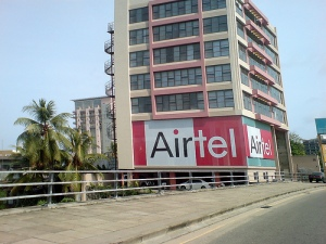 Airtel Head Office