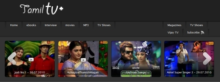 vijay tv shows